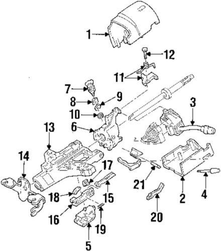 95 ford e 350 fuse box diagram