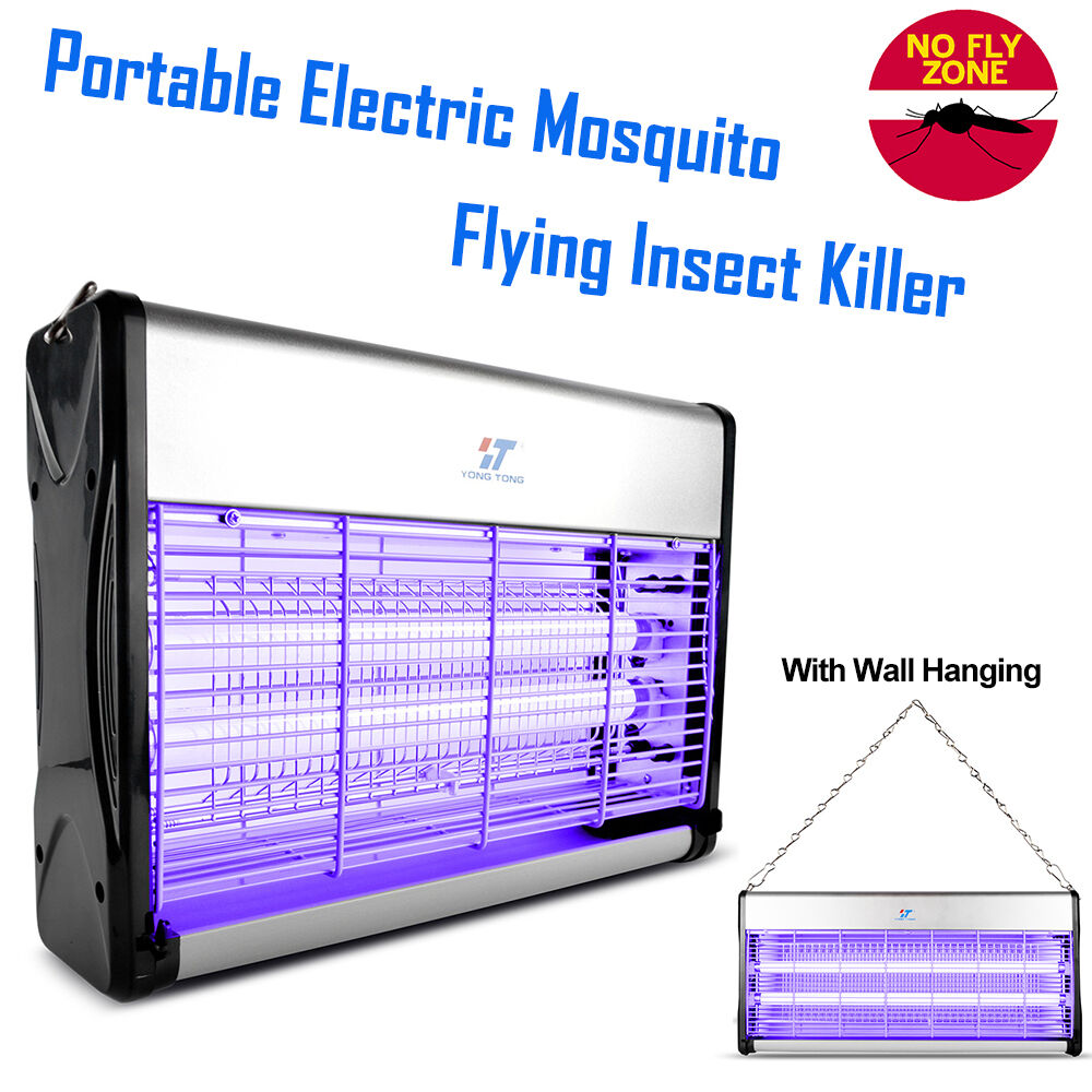 40W Pest Control Electronic Mosquito Fly Bugs Insects