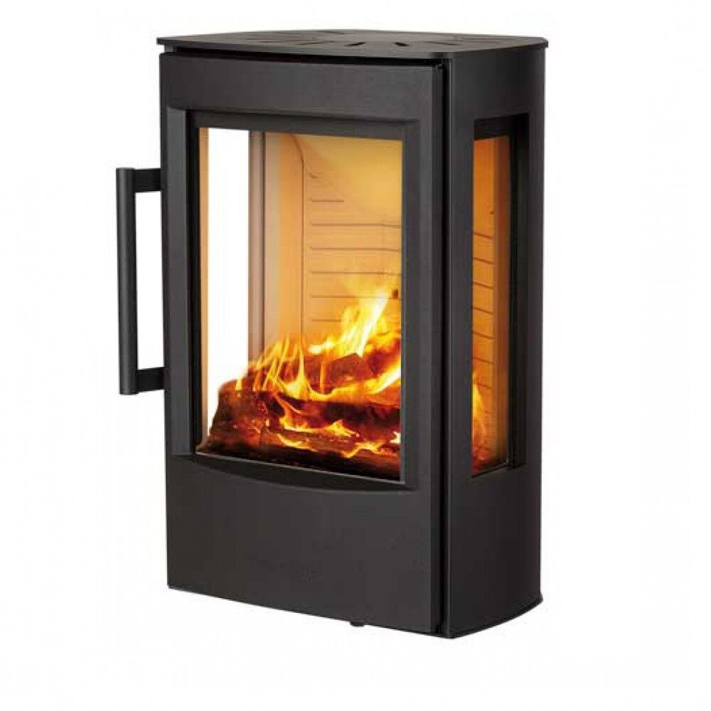 Kaminofen Backofen Bruno Mini Ii 9 Kw Kaminofen Warmluftofen Katalysator