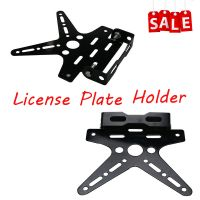 Motorcycle license plate holder Aluminum Alloy mount ...