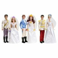 BARBIE-DISNEY-PRINCESS-FAIRYTALE-WEDDING-GIFT-SET-BELLA ...