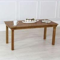 French Farmhouse Oak Coffee Table - Large - Rectangular ...