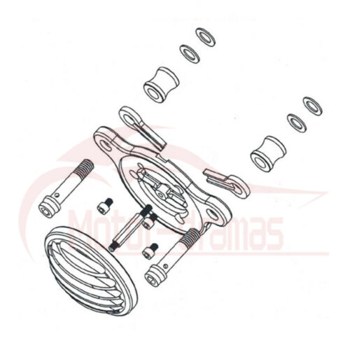 harley davidson fuel filter kit 61343 00