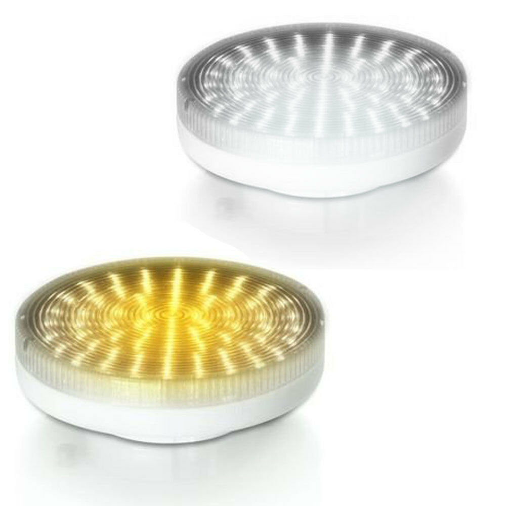 Gx53 Led Gx53 Led Smd 4w Replacement For Cfl Gx53 In Warm White Or