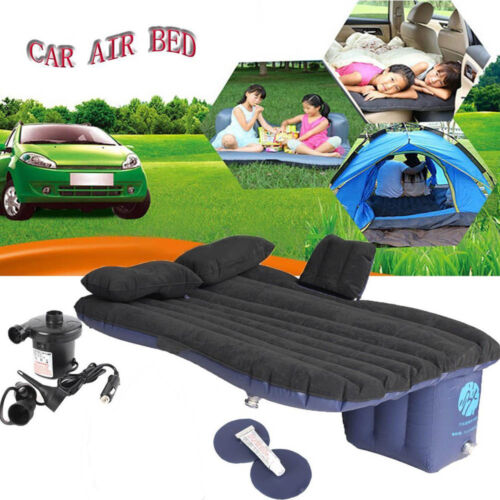 Car Camping Bed Inflatable Travel Air Mattress
