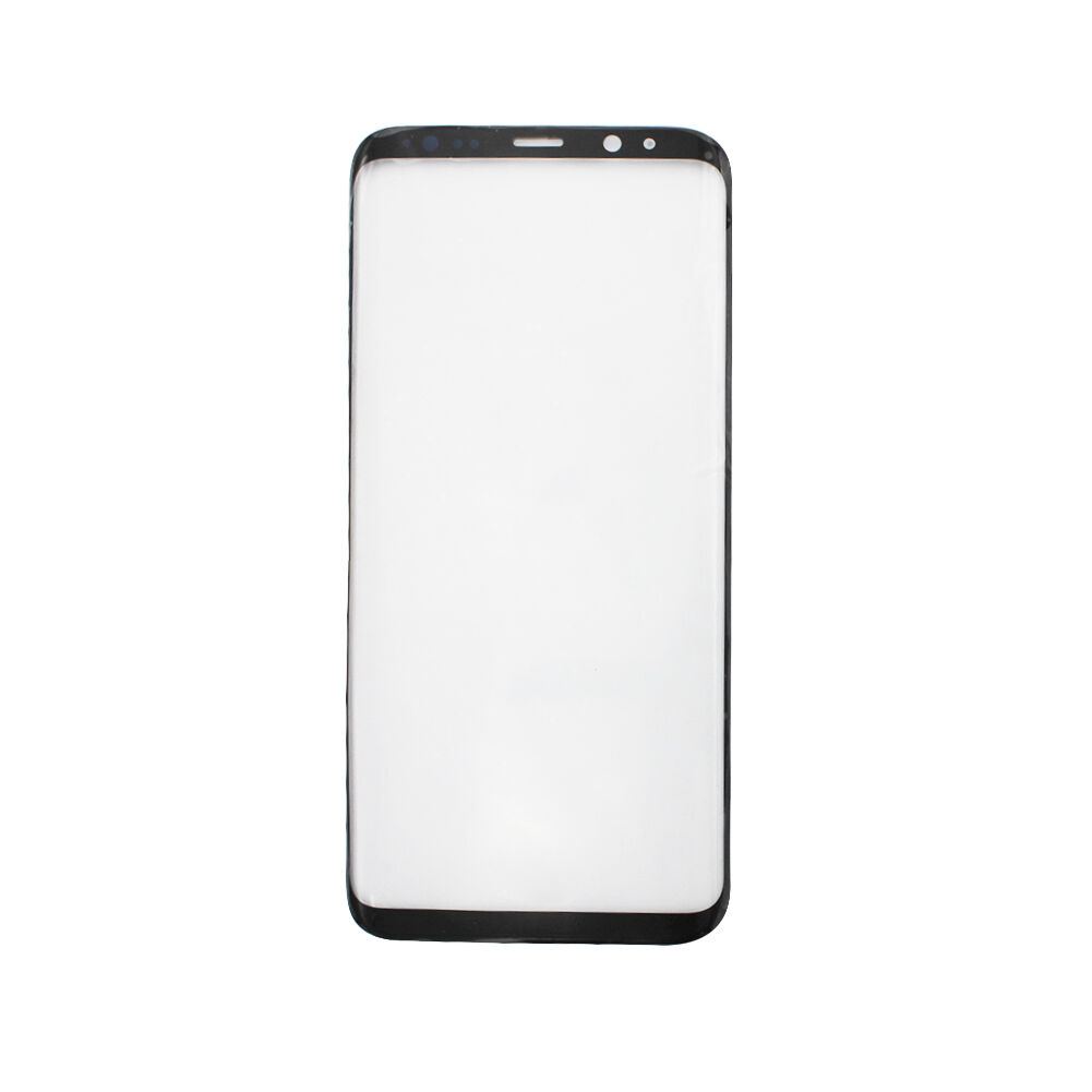 S8 Glas Details About Outer Front Screen Glass Lens Replacement For Samsung Galaxy S8 S8 Plus Black