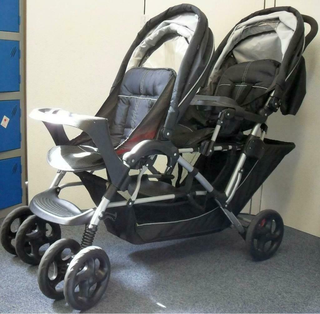 Oyster Double Pram Mothercare Mothercare Phonix Double Pushchair In Christchurch Dorset Gumtree