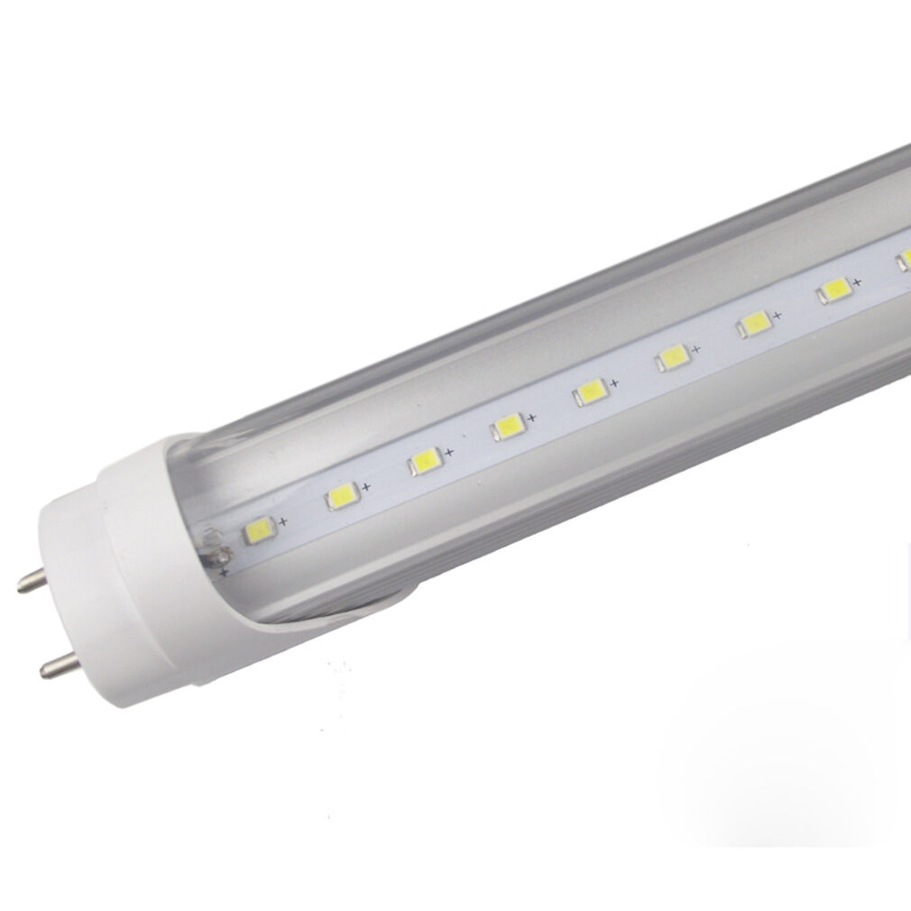 Led T8 Details About Lot 100 Pack G13 Led Tube Light Lamp Bulb T8 4ft 48