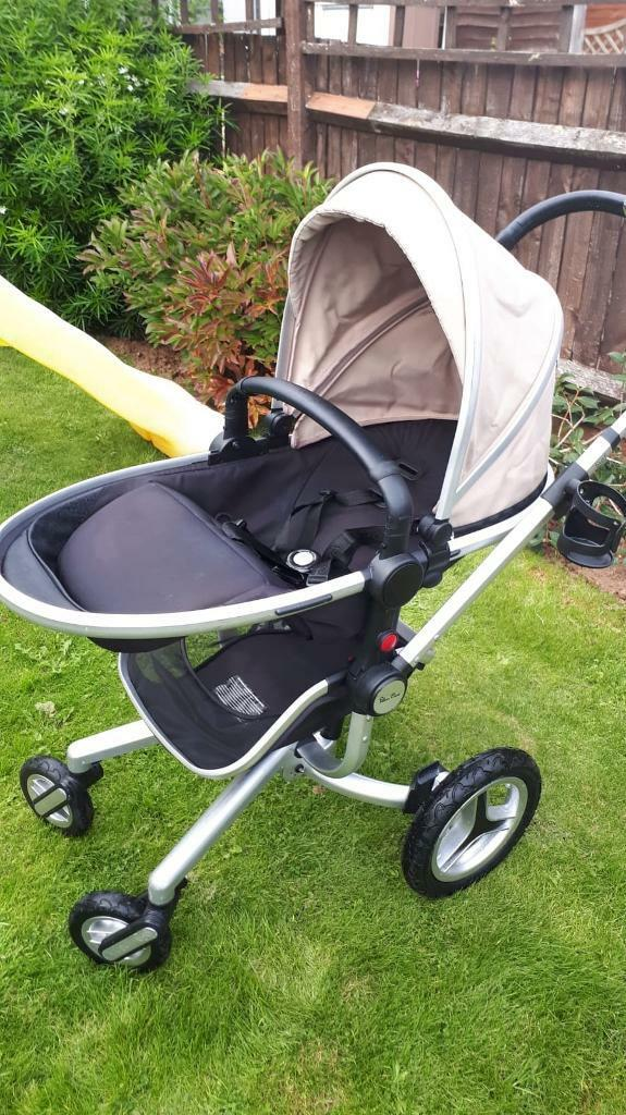 Babyzen Stroller Instructions Silver Cross Surf 2 Pram In Allesley West Midlands