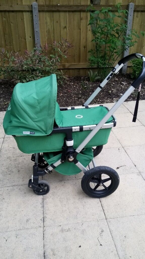 Egg Stroller Uk Bugaboo Gecko Pram Accessories Green In Cottingham