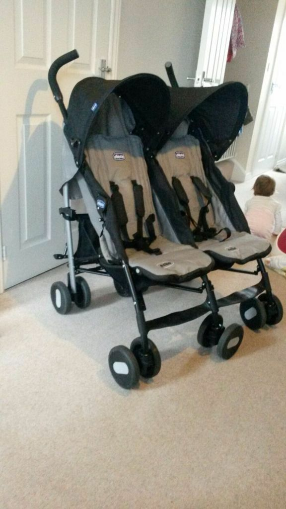 Chicco Pram Gumtree Chicco Double Buggy In Liberton Edinburgh Gumtree