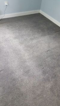 Grey bedroom carpet was in spare room as good as new comes ...