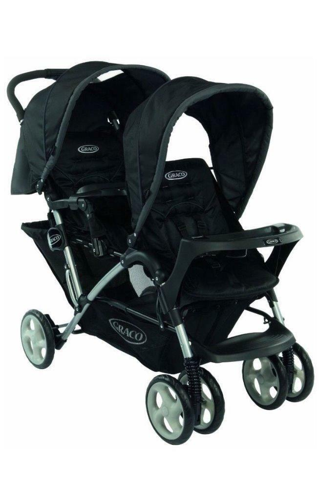Egg Stroller Footmuff How To Use Graco Double Buggy Stroller In Brighton East Sussex