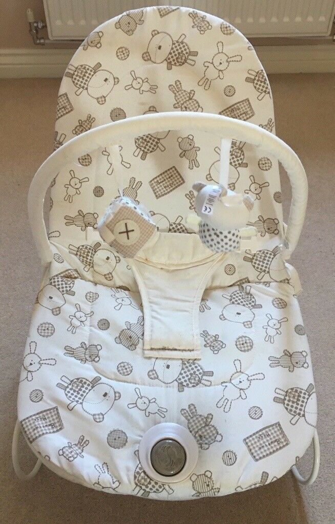 Joie Baby Bouncer Chair Vibrating Baby Bouncer In Thame Oxfordshire Gumtree