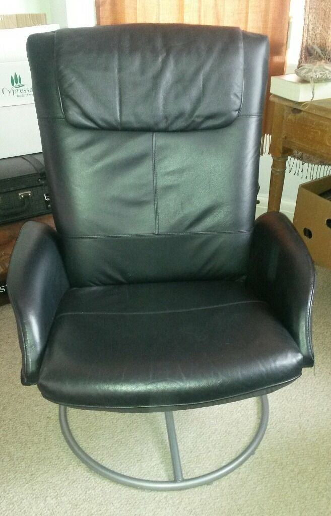 Ikea Malung Ikea Reclining Leather Swivel Chair Buy, Sale And Trade Ads