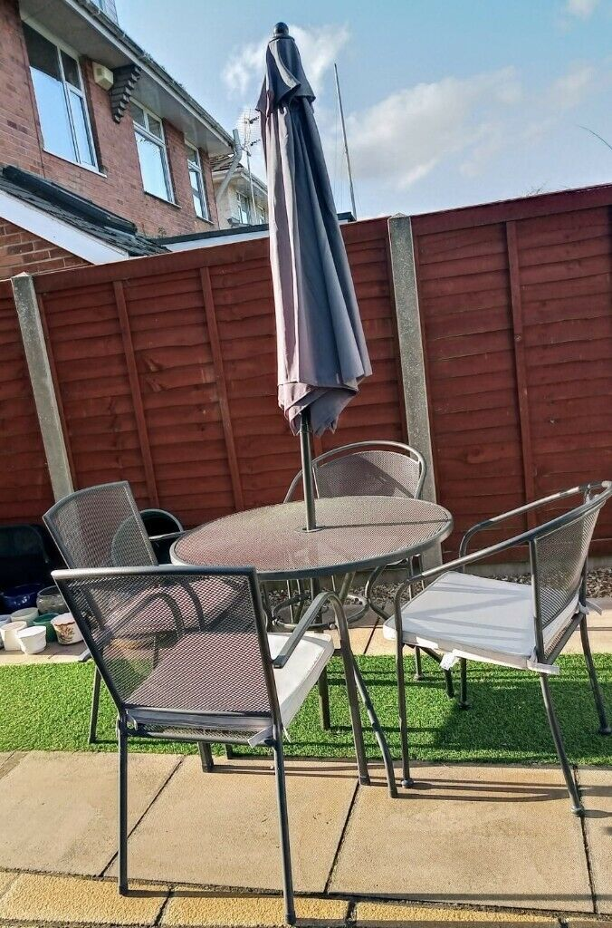 Garden Table And Chair Set In Bournemouth Dorset Gumtree