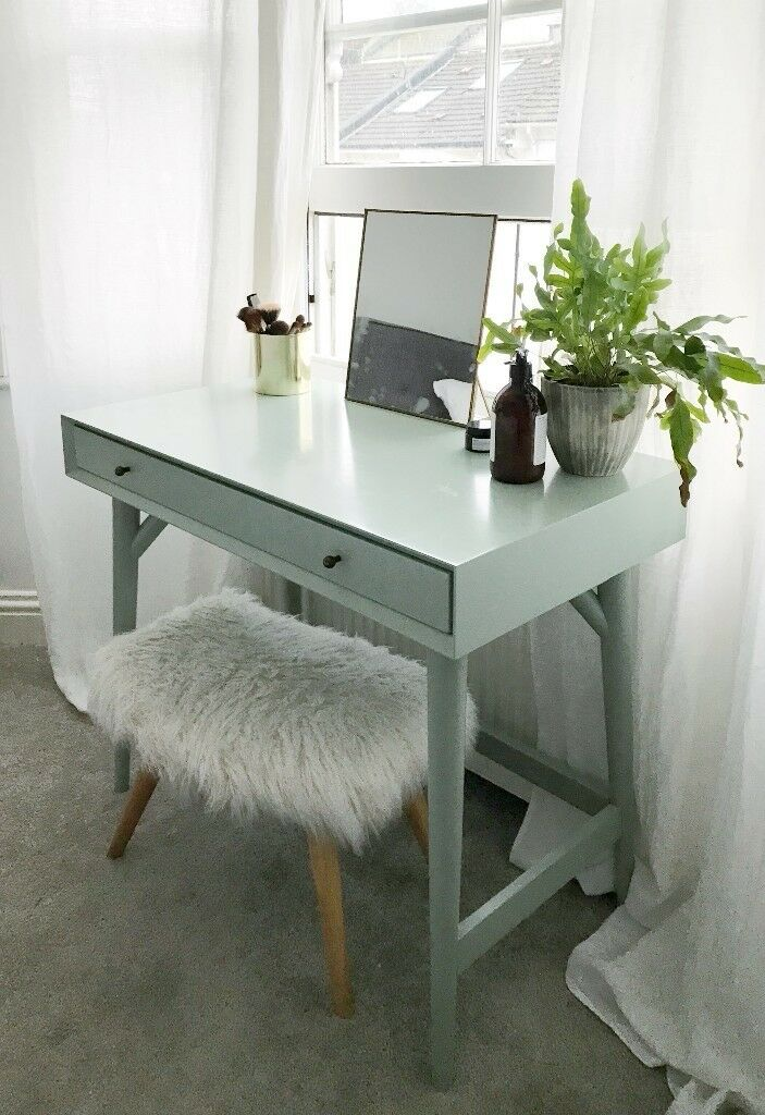 Small Computer Desk West Elm Mini Desk / Dressing Table | In Brighton, East
