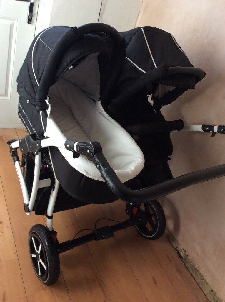 Travel System Pram Gumtree Danny Sport Double Buggy Pram Vgc In Tooting