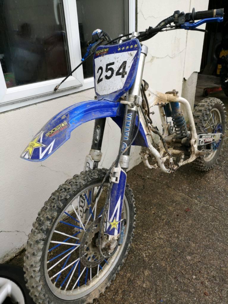 Yamaha Wr426 wr 426 breaking in Plymouth, Devon Gumtree