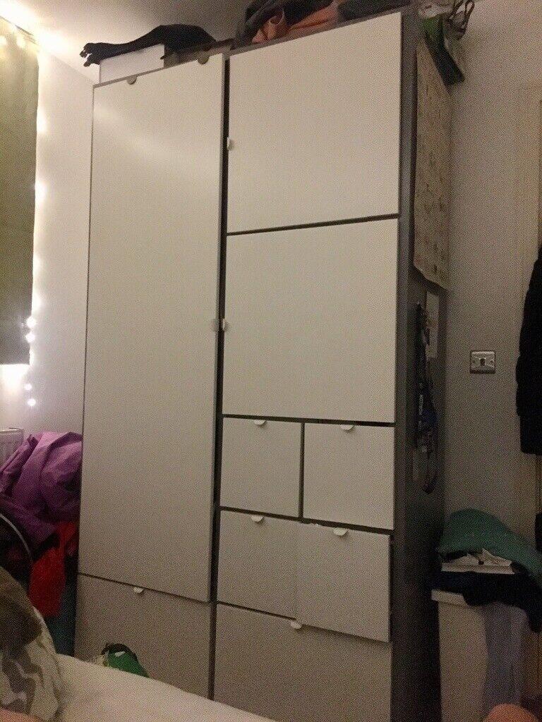 Ikea Wardrobe Visthus | How To Level Wardrobe Cupboard And Furniture ...