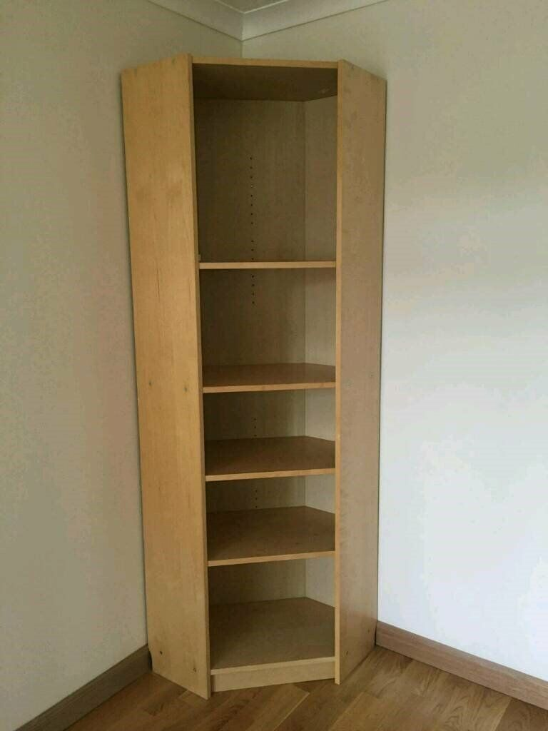 Ikea Furniture Tv Stand Ikea Billy Corner Bookcase | In South Queensferry