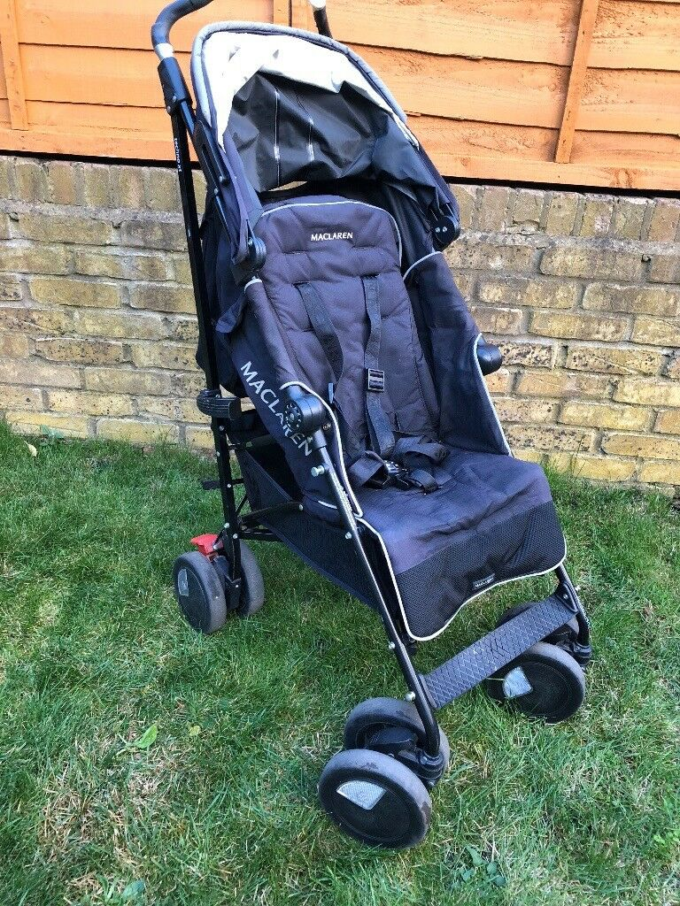 Egg Pram Boots Maclaren Techno Xt Stroller Black In Cricklewood London