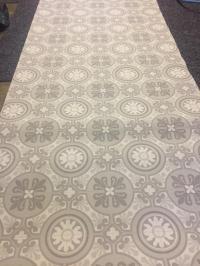 Victorian Pattern Vinyl Floor Tiles | TheFloors.Co