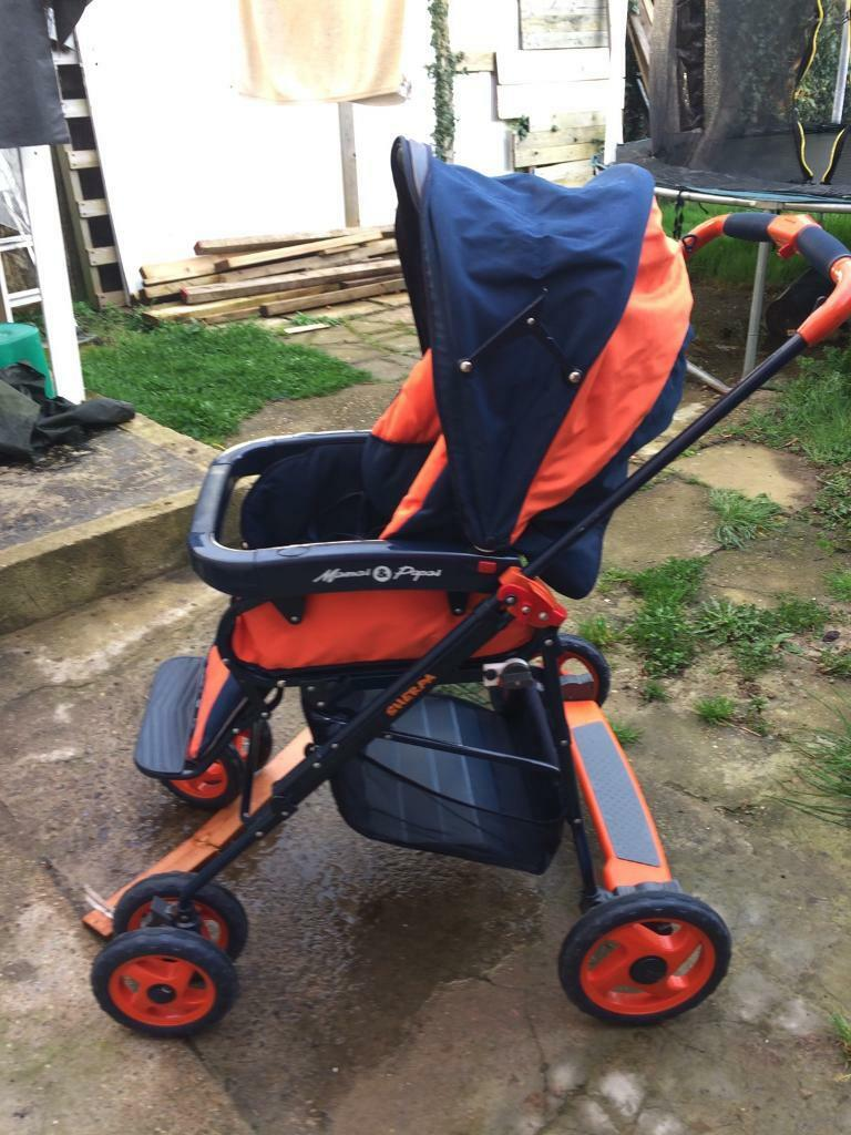 Car Seat Pram Gumtree Mamas And Papas Sherpa Travel System In Slough