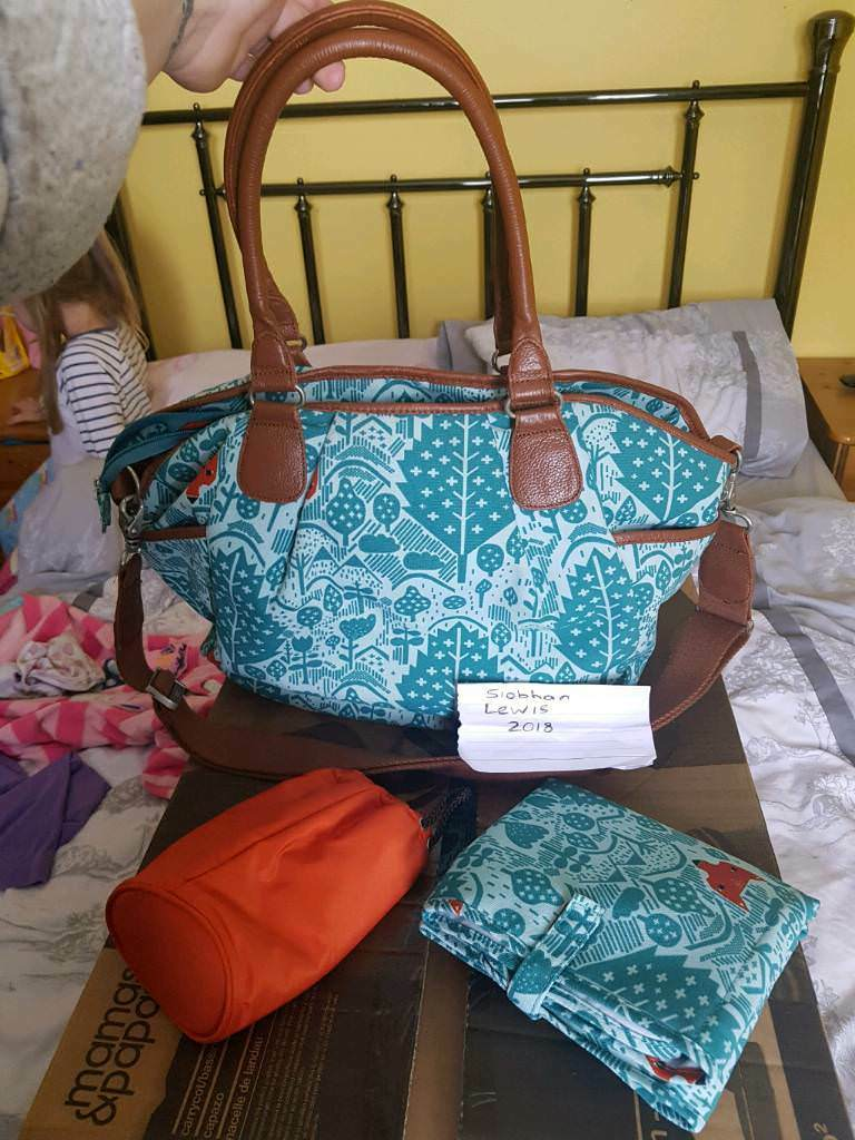 Pushchairs Newborn Mothercare Limited Edition Donna Wilson Fox Bag In Huddersfield