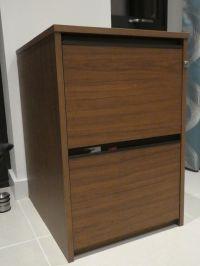 Oak effect 2 drawer Filing Cabinet | in Sturminster Newton ...