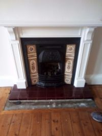 Victorian Gas fireplace | in Edinburgh | Gumtree