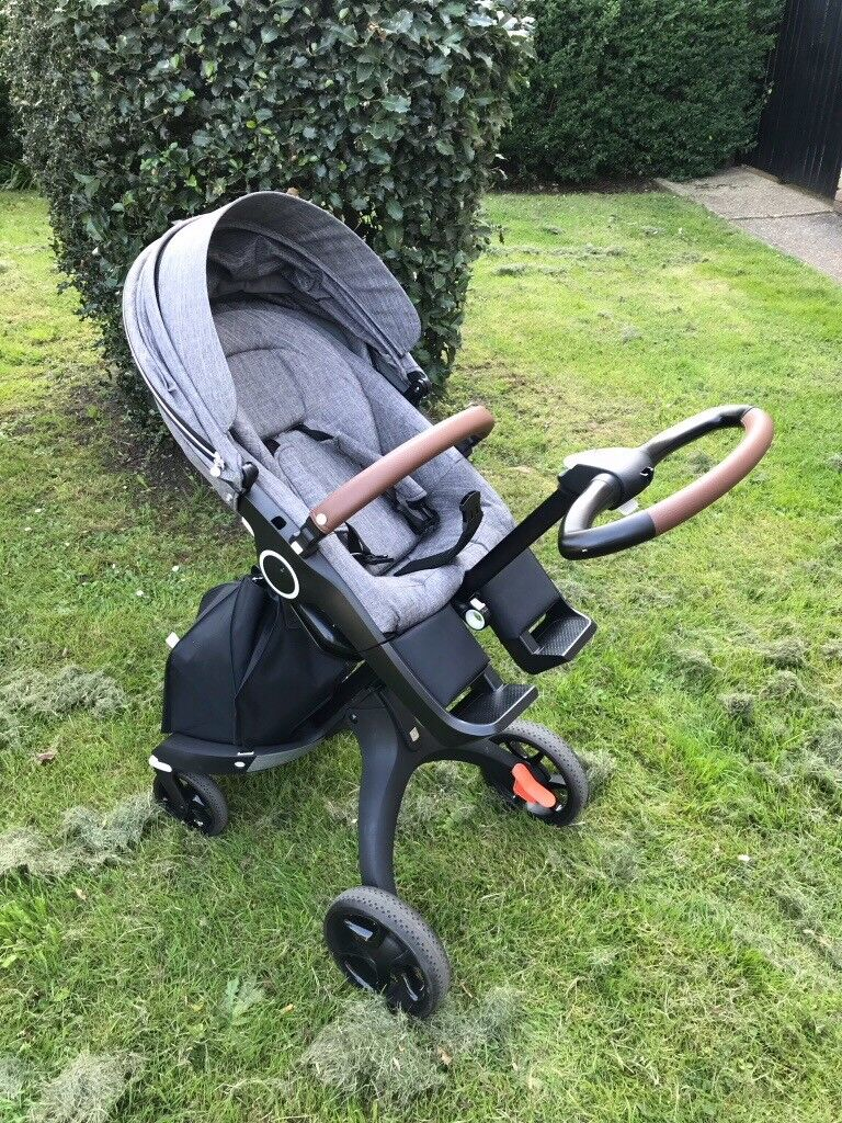 Bugaboo Grey Baby Bag Stokke Xplory V6 In Wanstead London Gumtree