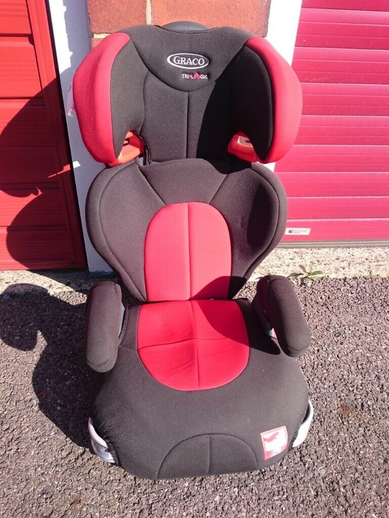 Maxi Cosi Child Seat Instructions Graco Tri Logic Car Booster Seat Group 2 3 18 36kgs