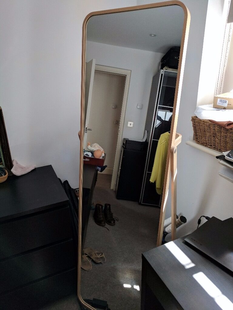 Large Mirrors Gumtree London Ikea Ikornnes Standing Mirror Excellent Condition In
