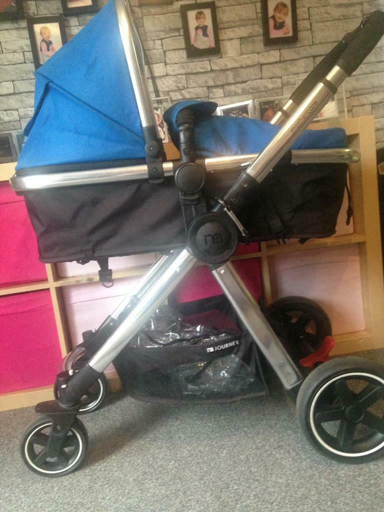 Egg Pram Too Small Mothercare Journey Pushchair In Little Lever Manchester