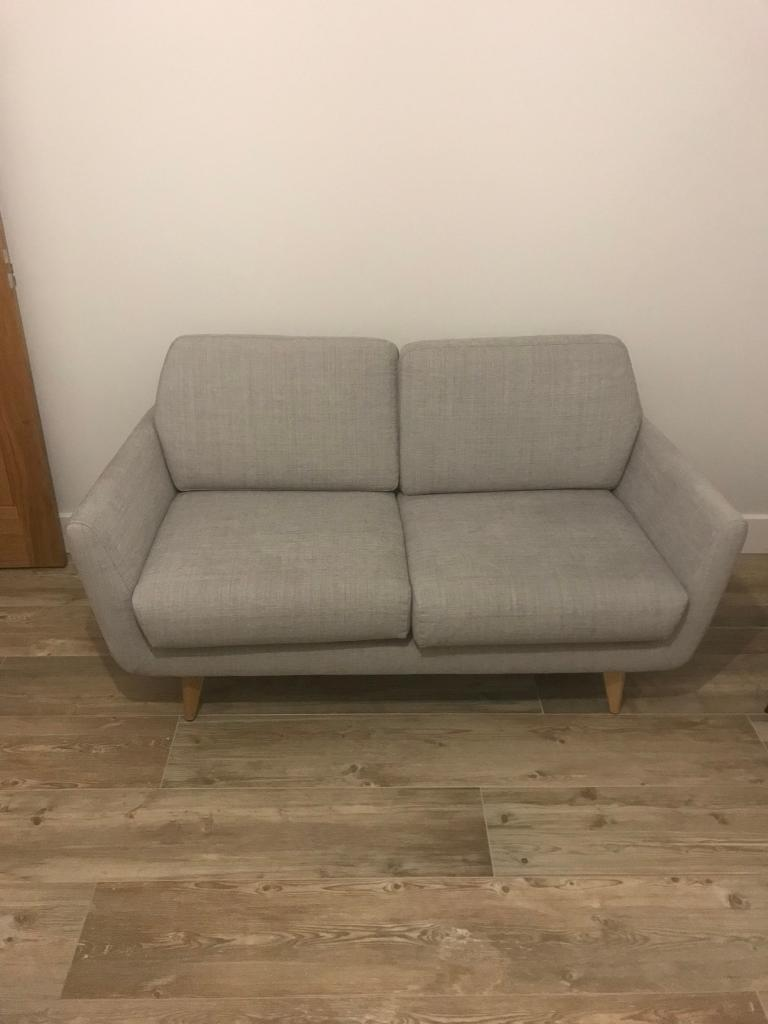 Grey Sofa Gumtree Belfast 2 Seater And 3 Seater Sofa Set With Footstool Never Used