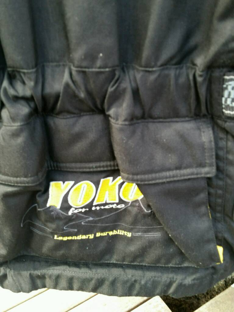 Yoko for moto cordura gore tex motorcycle jacket new small in hull east yorkshire gumtree