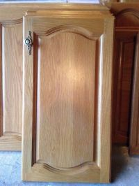 Used Solid Wood Kitchen Cabinet Doors/Drawer Fronts   in ...