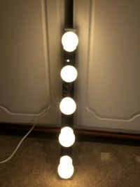 LED Wall Lamp / Vanity Lamp - Ikea Ledsjo | in Fareham ...