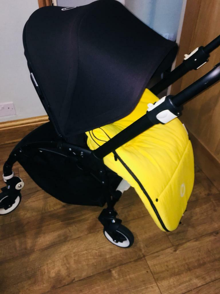 Egg Stroller Footmuff How To Use Bugaboo Bee 3 In Salford Manchester Gumtree