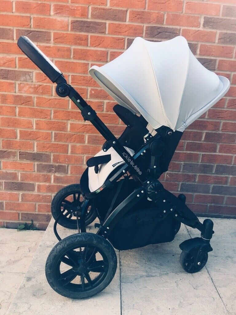 Egg Pram Mothercare Ickle Bubba Stomp V3 Pushchair Pram In Didcot