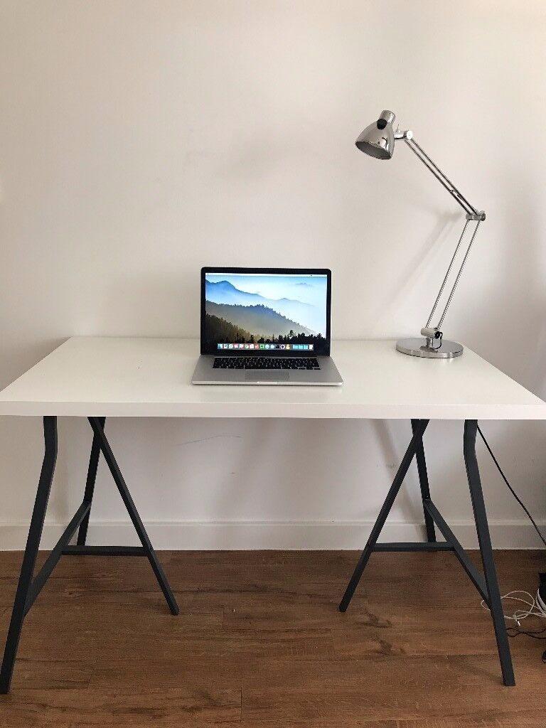Lamp Table By Argos Ikea Lerberg/linnmon Desk | In London | Gumtree