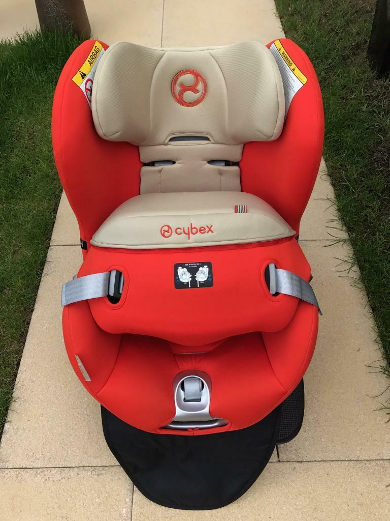 Cybex Car Seat 1 Year Old Cybex Sirona Plus Combination Isofix Car Seat In Autumn