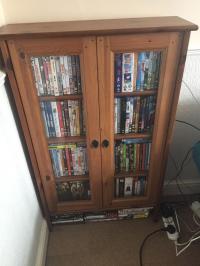 Ikea Leksvik CD/DVD Cabinet   in Southampton, Hampshire ...