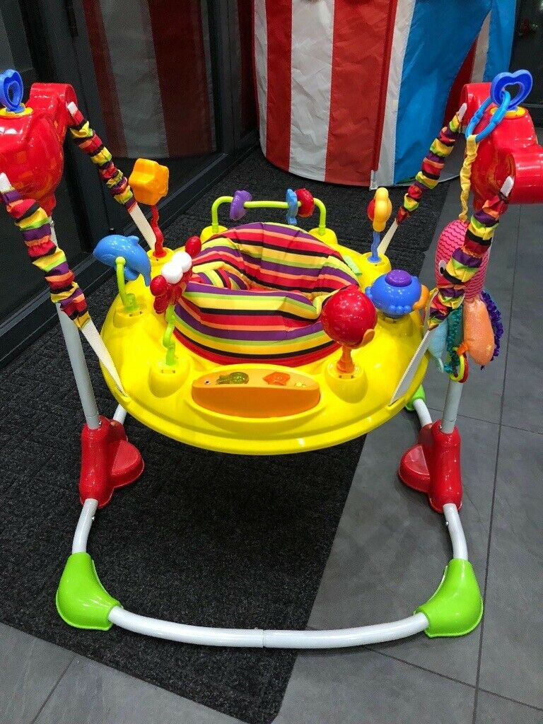Joie Baby Bouncer Chair Immaculate Baby Jumperoo In Farnborough Hampshire Gumtree