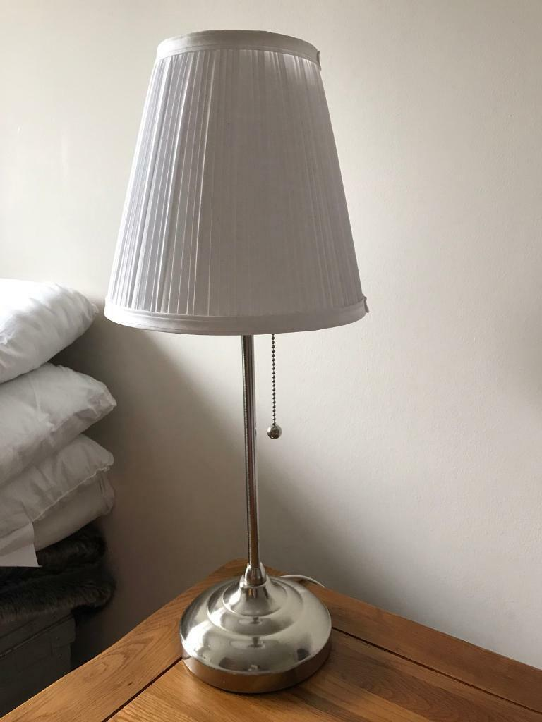 Ikea Nightstand Lamp Ikea Arstid Bedside Lamp - 6 Months Old | In Harrogate