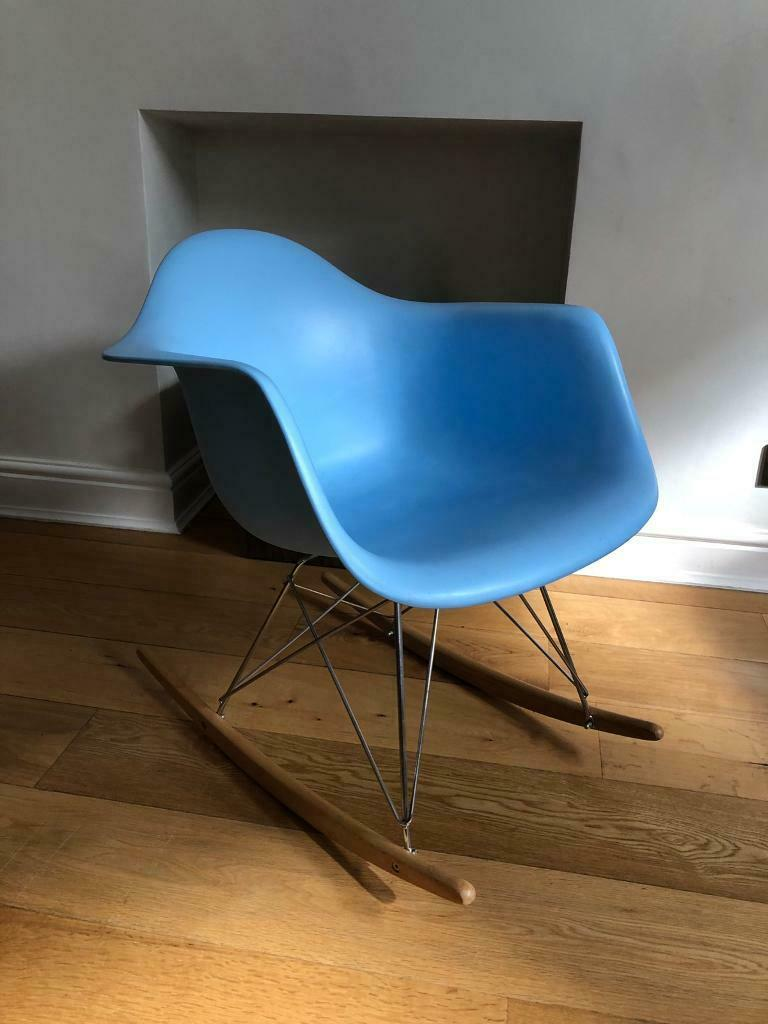 Eames Rocking Chair In Shepherds Bush London Gumtree - Eames Chair London