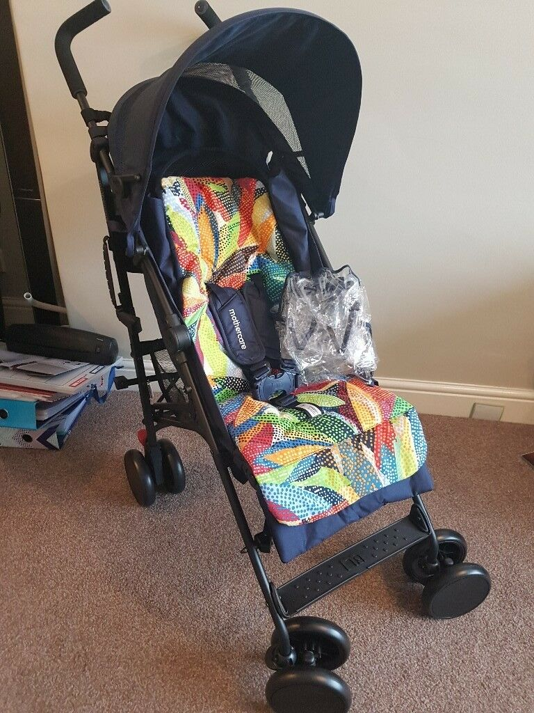 Oyster Double Pram Mothercare Brand New Mothercare Pushchair Pram Buggy In Swindon