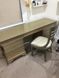 Bedroom furniture Italian Dressing Table and Chair | in ...