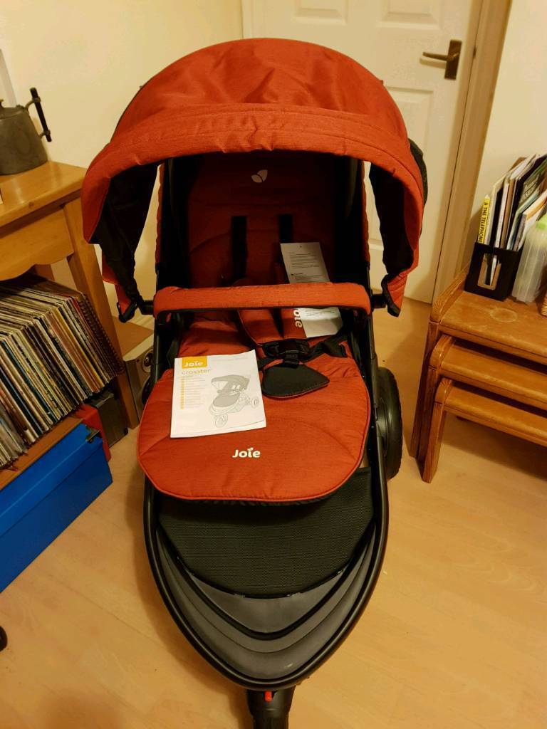 Egg Pram Mothercare Joie Crosster In Roath Cardiff Gumtree